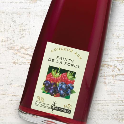 Fruits de la Forêt 17° de Biercée