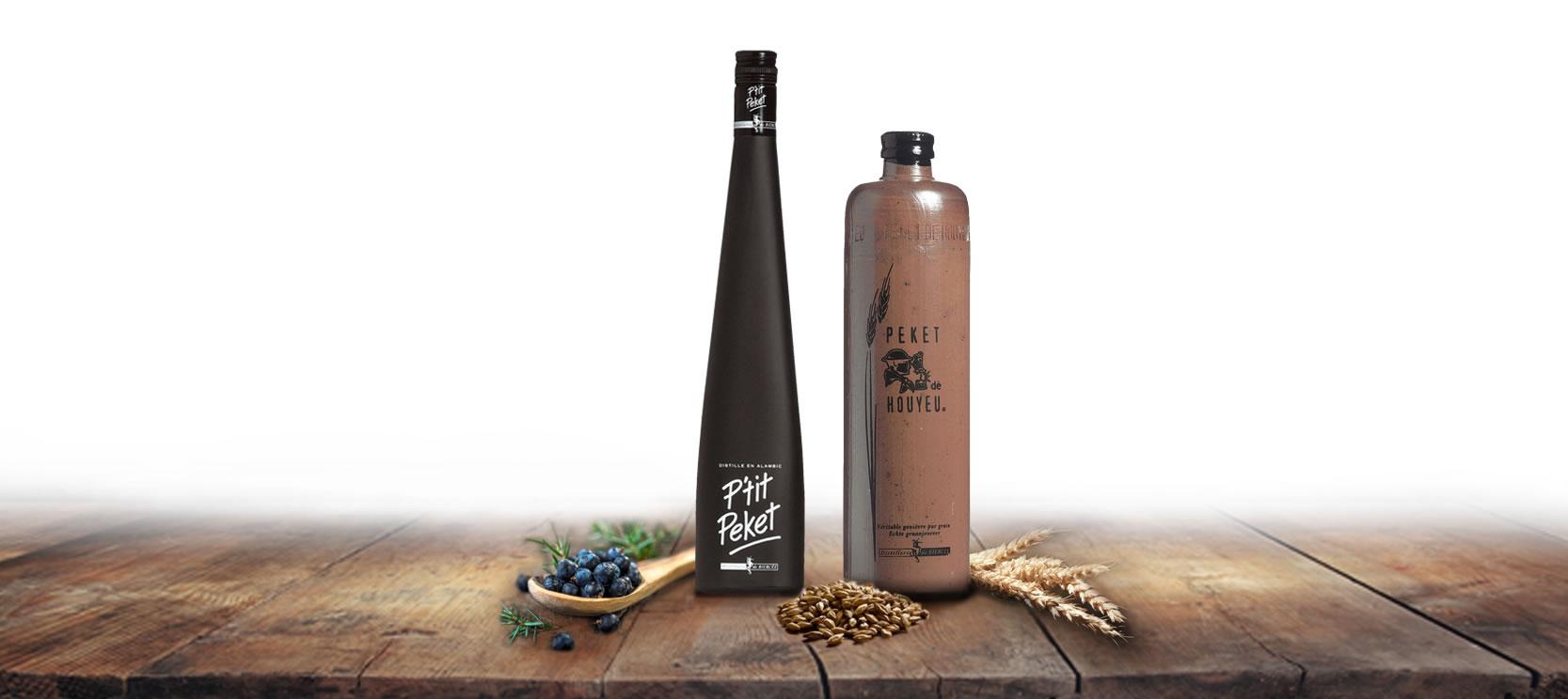 genièvres belge - distillerie de biercée