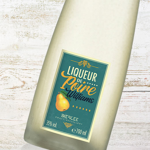Poire Williams 35° de Biercée
