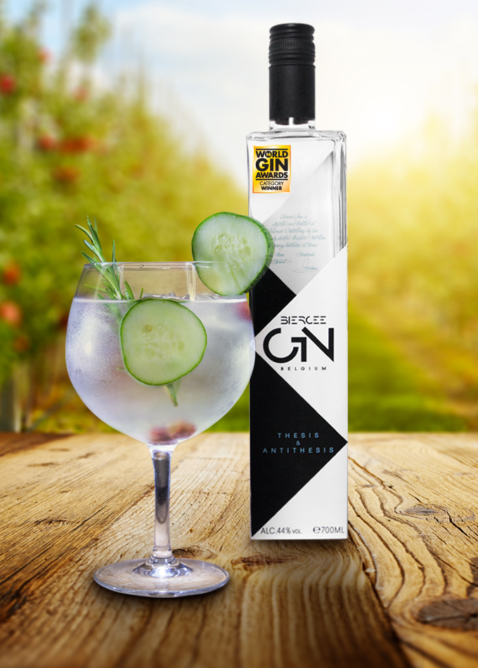 Floral Gin & Tonic