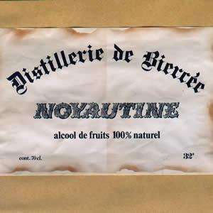 etiquette noyautine