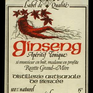 aperitif biercee ginseng