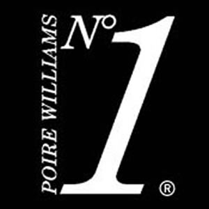 logo poire-williams numero 1 registered