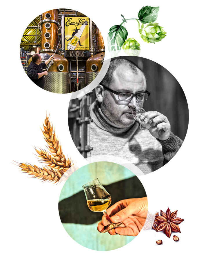 Un Maître Distillateur de talent