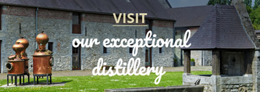 VISIT our exceptional distillery