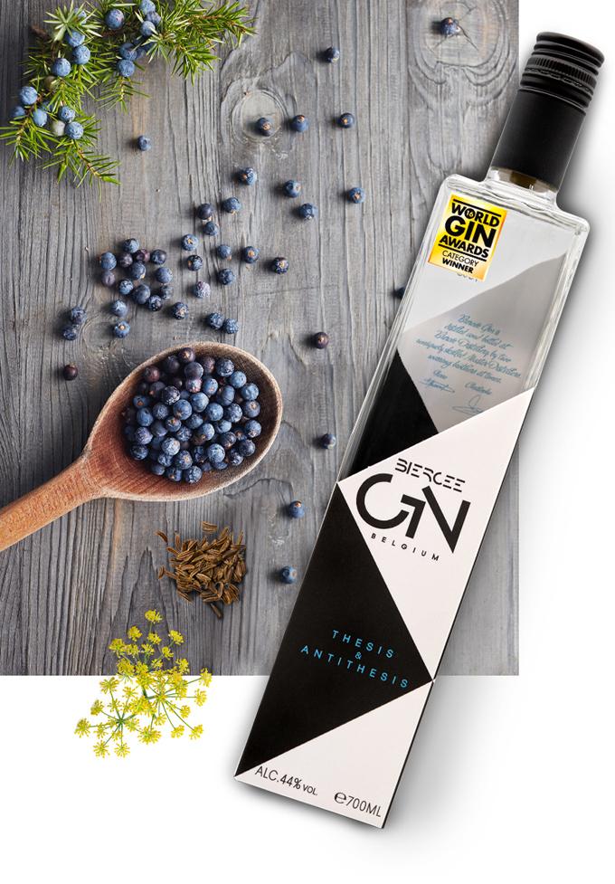 Biercée Floral Dry Gin